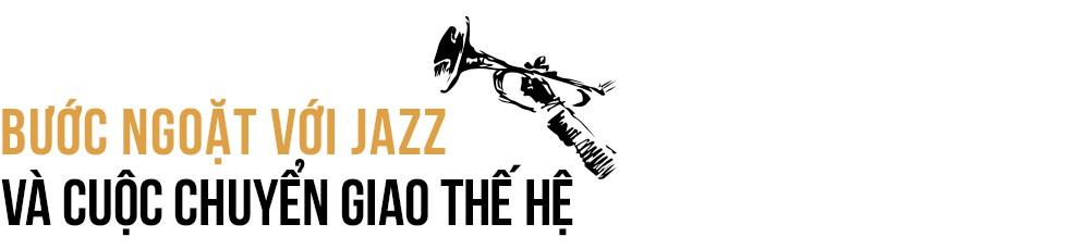 """Saxophone Quyền Văn Minh: Từ cậu thiếu niên học Jazz bằng băng cassette đến """"Huyền thoại sống Jazz Việt Nam"""" - Ảnh 6."""