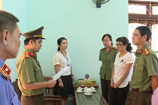 Công an khám nhà Phó Giám đốc Sở Giáo dục và Đào tạo tỉnh Sơn La - Ảnh 1.