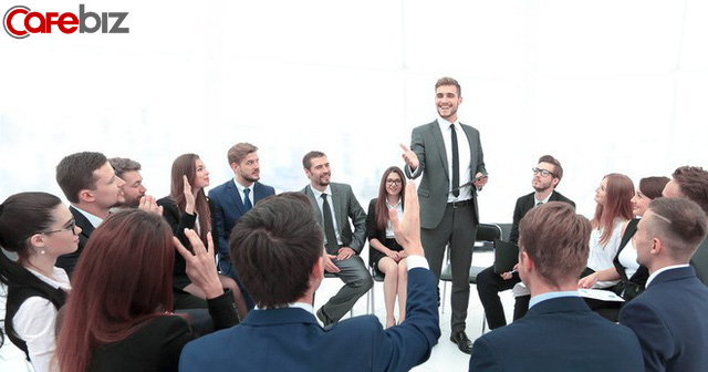 Muốn làm giàu không khó: Không làm chủ doanh nghiệp được thì chắc chắn phải là thủ lĩnh khiến đồng đội nể phục! - Ảnh 1.