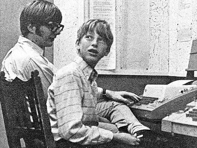 Bill Gates từng phải lục thùng rác các công ty máy tính để học lập trình - Những giai thoại cho thấy một thời niên thiếu điên rồ của vị tỷ phú công nghệ huyền thoại - Ảnh 2.