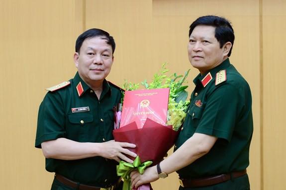 Công bố quyết định nhân sự Quân đội, Công an - Ảnh 1.