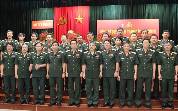 Công bố quyết định nhân sự Quân đội, Công an - Ảnh 5.