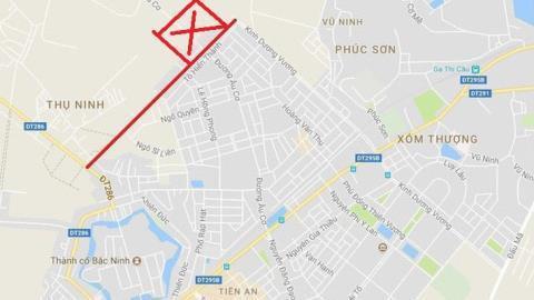 Đổi 58,46ha đất lấy 1,39km các con phố: Bắc Ninh báo cáo gì? - Ảnh 1.
