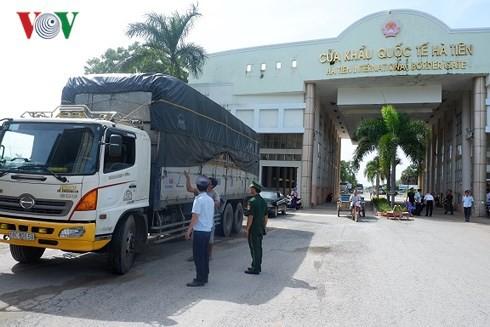 Hải quan Kiên Giang thu ngân sách tăng đột biến nhờ casino - Ảnh 1.