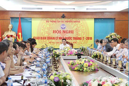 Bộ TT&TT sẽ thành lập Vụ Công nghiệp Điện tử Viễn thông để thúc đẩy sản xuất thiết bị made in Vietnam - Ảnh 1.