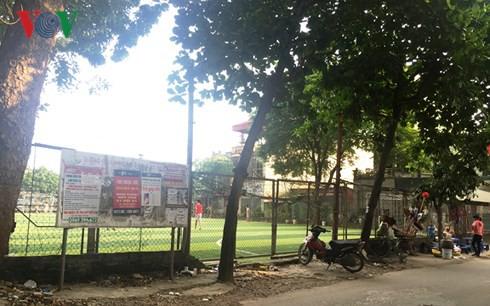 Hàng nghìn m2 đất công ở Thanh Trì bị sử dụng sai mục đích - Ảnh 2.