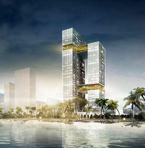 Xem xét thu hồi dự án Tháp Hoa Sen Quy Nhơn 2.500 tỷ đồng - Ảnh 2.