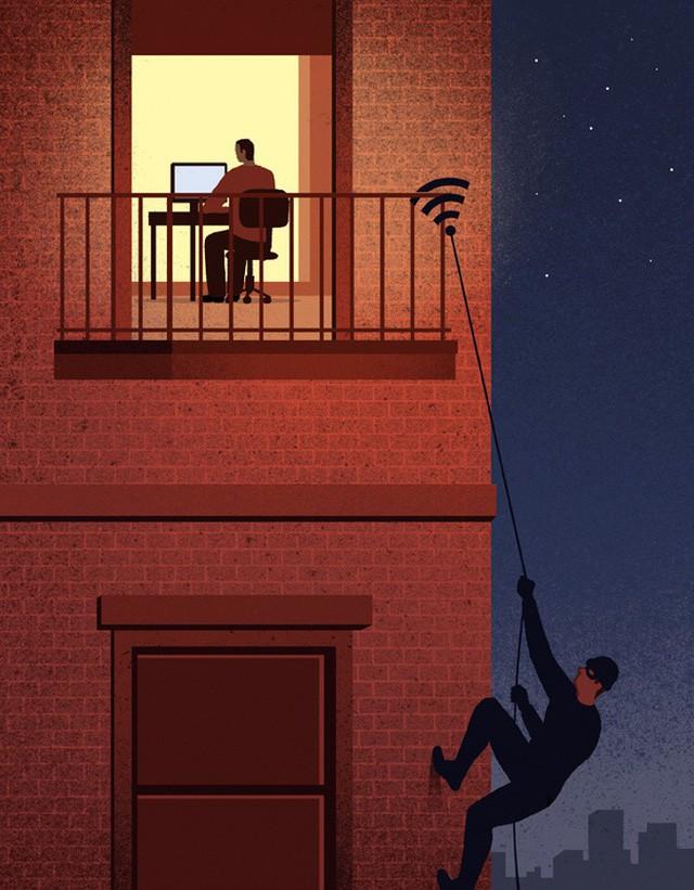 Những bức biếm họa sâu cay về cuộc sống hiện đại khiến ai cũng phải giật mình - Ảnh 7.
