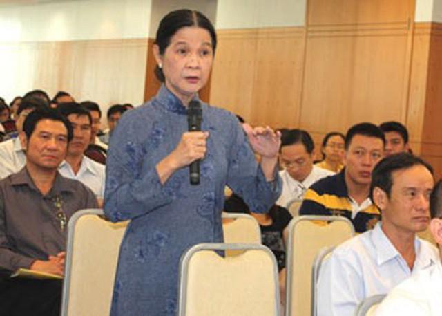 Người phụ nữ kín tiếng cạnh ông Đặng Lê Nguyên Vũ trong vụ ly hôn nghìn tỷ - Ảnh 3.