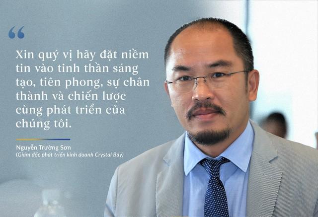 Crystal Bay và ý tưởng xây dựng hệ sinh thái nâng tầm du lịch Việt Nam - Ảnh 3.