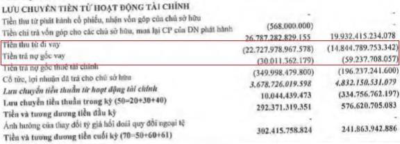 Hoa Sen Group vay nợ 16.000 tỷ, gấp hơn 4 lần vốn chủ: Thế chủ động hay cơn bĩ cực của ông trùm tôn Việt? - Ảnh 3.