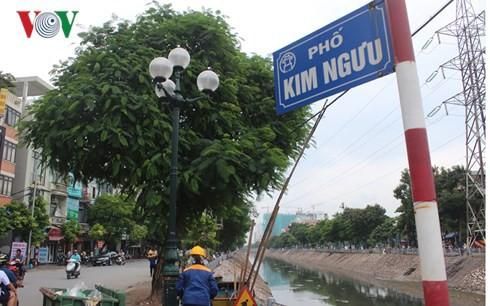 Hà Nội xây phố thương mại bên sông Kim Ngưu, chuyên gia nói gì? - Ảnh 1.