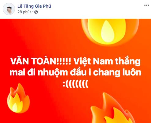 Cư dân mạng như nổ tung trước chiến thắng 1-0 của Việt Nam trước Olympic Syria, khắp nơi gọi tên Văn Toàn - Ảnh 5.