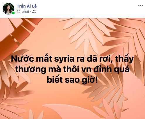 Cư dân mạng như nổ tung trước chiến thắng 1-0 của Việt Nam trước Olympic Syria, khắp nơi gọi tên Văn Toàn - Ảnh 7.