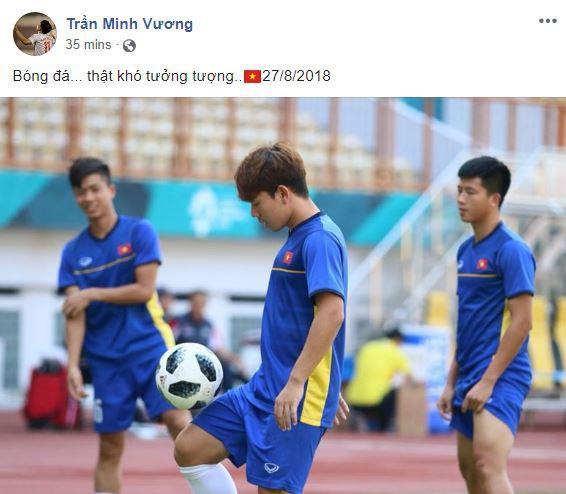Văn Toàn, Công Phượng... mừng chiến thắng tưng bừng trên facebook - Ảnh 5.