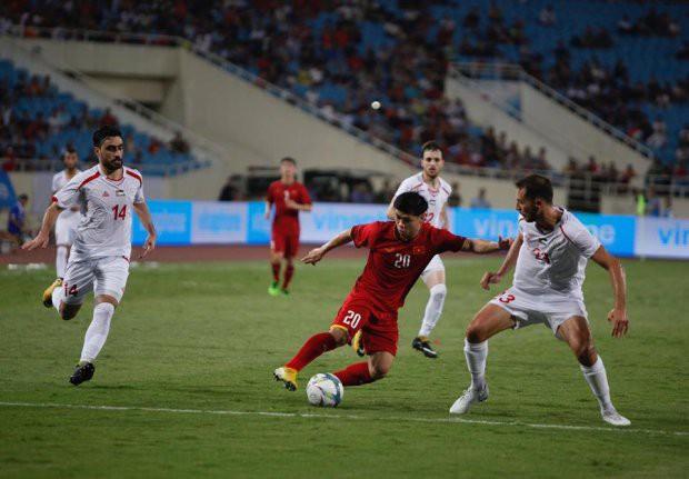 Hạ Palestine, VFF thưởng nóng 400 triệu cho U23 Việt Nam - Ảnh 2.