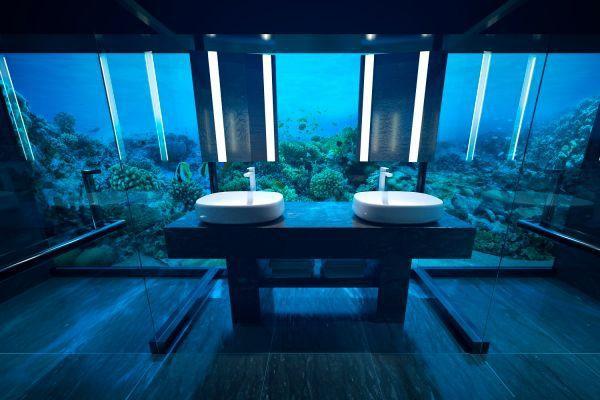 Có gì bên trong khách sạn dưới nước đầu tiên trên thế giới sắp mở cửa tại thiên đường Maldives?  - Ảnh 4.