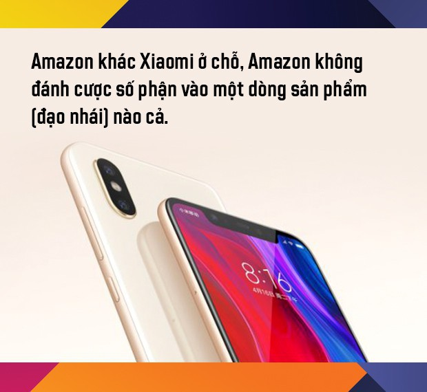Ánh sáng cuối đường hầm dành cho Xiaomi: Đừng nhìn Apple nữa, vì Amazon mới là chân lý - Ảnh 5.