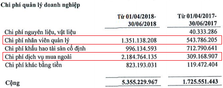 An Dương Thảo Điền (HAR): Lợi nhuận quý 2 sụt giảm mạnh, đầu tư 214 tỷ đồng vào Xà bông Cô Ba - Ảnh 1.