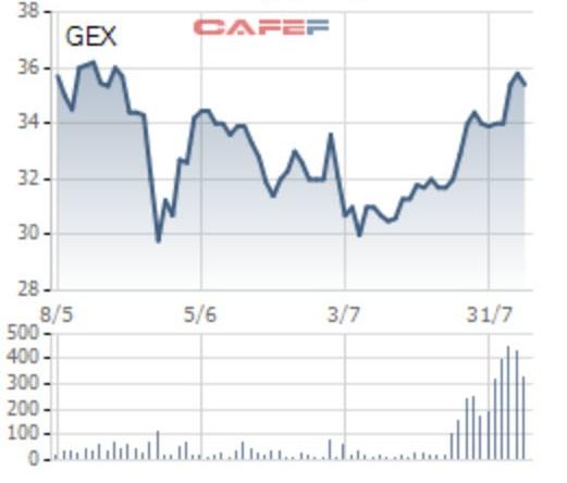 Gelex chuẩn bị trả cổ tức bằng tiền và cổ phiếu tổng tỷ lệ 30% - Ảnh 1.