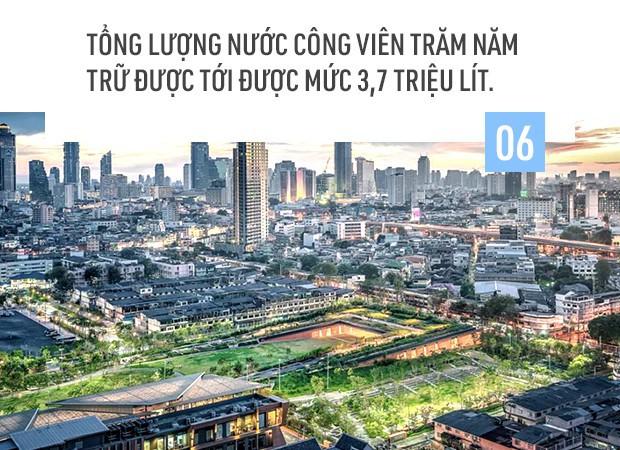 Bangkok đang chìm dần vào lòng biển cả, và đây là dự án vô cùng sáng tạo của người Thái giúp cho thủ đô thoát khỏi nạn úng ngập - Ảnh 5.