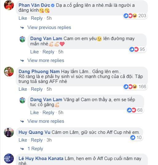 Đặng Văn Lâm: Trong máu Lâm có tinh thần người Việt Nam - Ảnh 3.