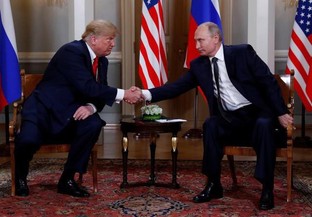 Nội dung cuộc họp kín giữa ông Trump và ông Putin cuối cùng cũng được hé lộ - Ảnh 1.