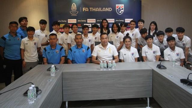 Thái Lan quyết đánh bại Việt Nam ở Asiad, mở đường cho tham vọng dự World Cup - Ảnh 1.