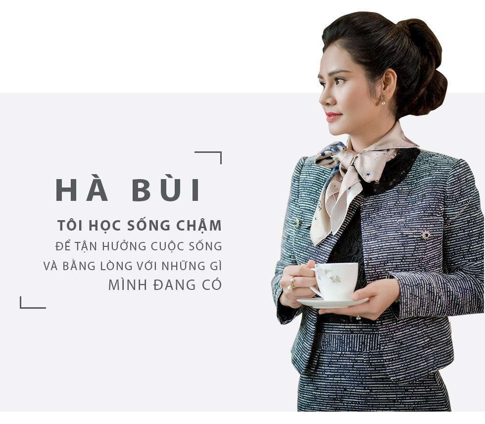 """CEO Hà Bùi – """"Con ong"""" chăm chỉ của giới thời trang công sở - Ảnh 13."""