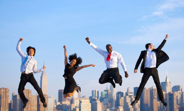 Đặc điểm chung của những doanh nhân thành đạt: Xác định được mục tiêu rõ ràng, bạn sẽ tìm được giải pháp để thay đổi mọi thứ - Ảnh 1.