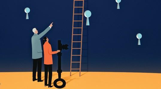 Đặc điểm chung của những doanh nhân thành đạt: Xác định được mục tiêu rõ ràng, bạn sẽ tìm được giải pháp để thay đổi mọi thứ - Ảnh 2.