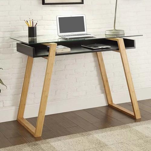 Mẫu bàn làm việc tiện nghi thích hợp với những ngôi nhà chật - Ảnh 2.