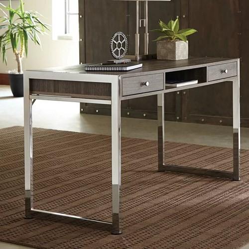 Mẫu bàn làm việc tiện nghi thích hợp với những ngôi nhà chật - Ảnh 5.