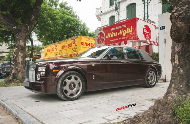 Điểm mặt những siêu xe và xe siêu sang được đại gia Hà Thành sử dụng để dạo phố cuối tuần - Ảnh 1.