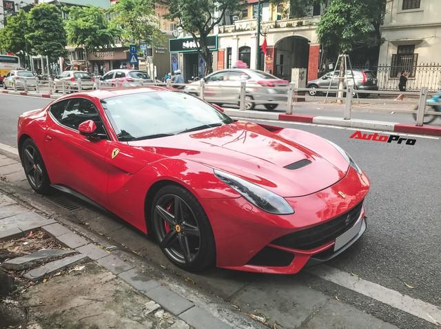 Điểm mặt những siêu xe và xe siêu sang được đại gia Hà Thành sử dụng để dạo phố cuối tuần - Ảnh 13.