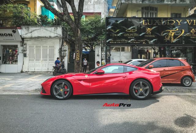 Điểm mặt những siêu xe và xe siêu sang được đại gia Hà Thành sử dụng để dạo phố cuối tuần - Ảnh 15.