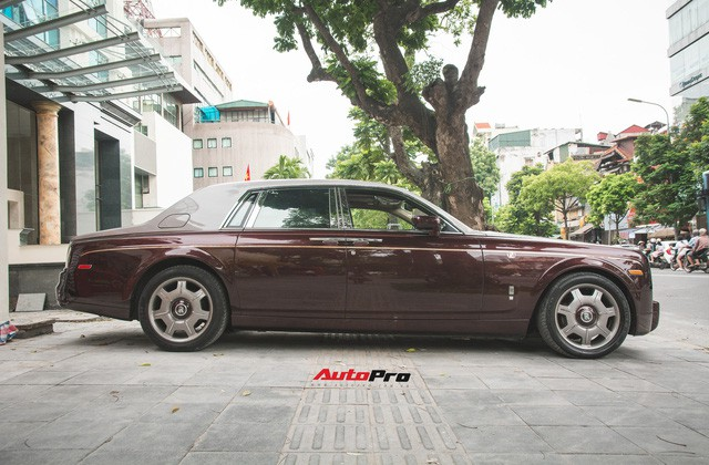 Điểm mặt những siêu xe và xe siêu sang được đại gia Hà Thành sử dụng để dạo phố cuối tuần - Ảnh 2.