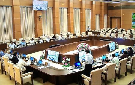 Dự kiến kỳ họp thứ 6 của Quốc hội làm việc trong 22,5 ngày - Ảnh 2.