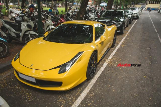 Điểm mặt những siêu xe và xe siêu sang được đại gia Hà Thành sử dụng để dạo phố cuối tuần - Ảnh 4.