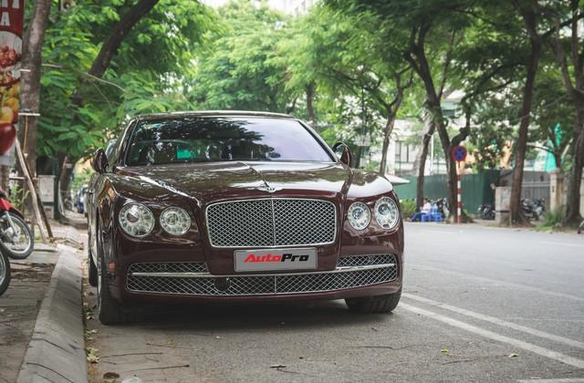 Điểm mặt những siêu xe và xe siêu sang được đại gia Hà Thành sử dụng để dạo phố cuối tuần - Ảnh 5.