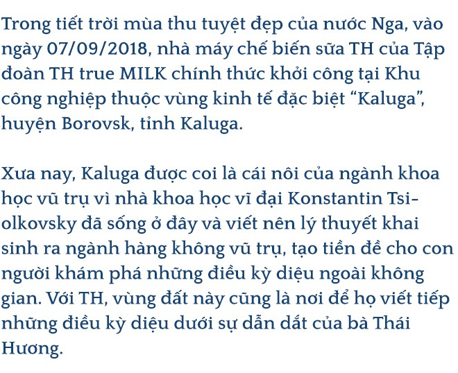 """Bà Thái Hương: Tôi mang sang Nga 3 giá trị nghiêm túc, chân chính và kiêu hãnh"""" - Ảnh 1."""