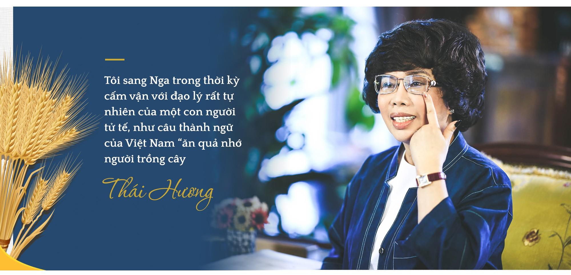 """Bà Thái Hương: Tôi mang sang Nga 3 giá trị nghiêm túc, chân chính và kiêu hãnh"""" - Ảnh 16."""