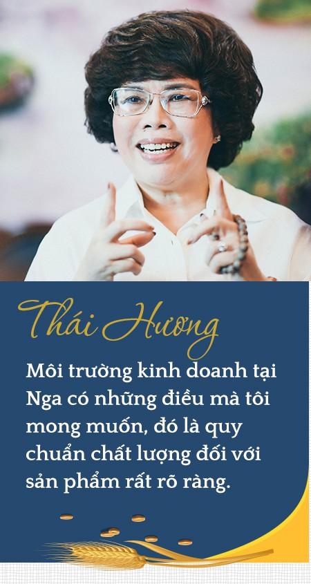 """Bà Thái Hương: Tôi mang sang Nga 3 giá trị nghiêm túc, chân chính và kiêu hãnh"""" - Ảnh 13."""