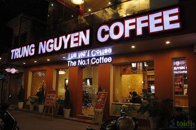 So găng King Coffee của bà Lê Hoàng Diệp Thảo và chuỗi Trung Nguyên Coffee ông Đặng Lê Nguyên Vũ từng gây dựng - Ảnh 2.