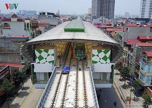 Chính thức kiểm toán dự án đường sắt đô thị Cát Linh – Hà Đông - Ảnh 1.
