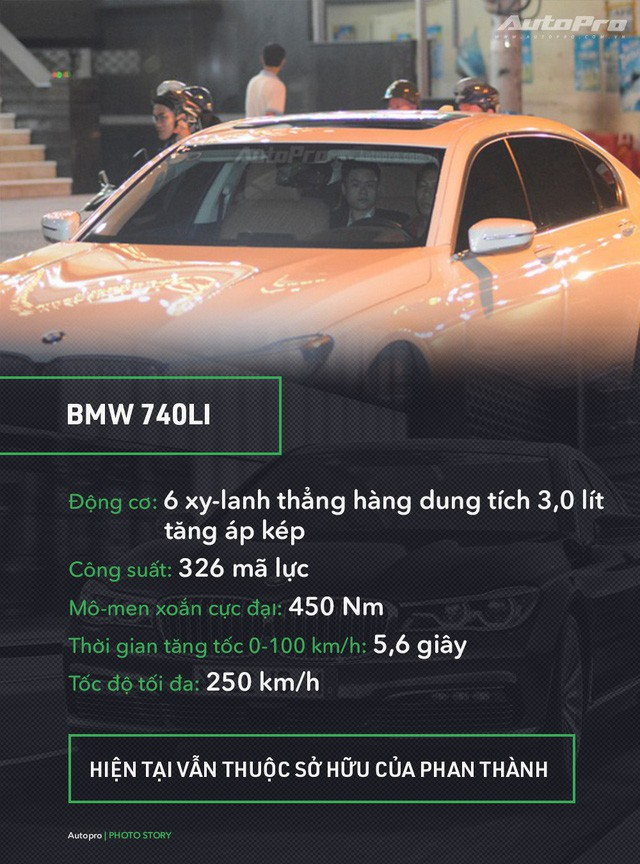 Trước Maybach S450, Phan Thành từng mạnh tay mua những mẫu xe khủng nào? - Ảnh 11.
