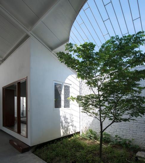 Ngôi nhà có thiết kế lạ tại Hải Phòng đẹp hút hồn xuất hiện trên báo Mỹ - Ảnh 8.