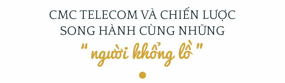Phó Tổng Giám đốc CMC Telecom Đặng Tùng Sơn:  Trở thành nhà cung cấp dịch vụ ICT toàn cầu là tham vọng mà chúng tôi đã theo đuổi 10 năm nay - Ảnh 2.