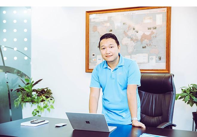 Phó Tổng Giám đốc CMC Telecom Đặng Tùng Sơn:  Trở thành nhà cung cấp dịch vụ ICT toàn cầu là tham vọng mà chúng tôi đã theo đuổi 10 năm nay - Ảnh 9.