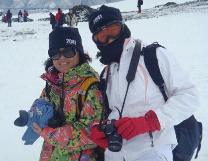 Người phụ nữ Việt Nam đầu tiên đặt chân tới Nam Cực vừa nhận được học bổng Quỹ Obama danh giá - Ảnh 2.